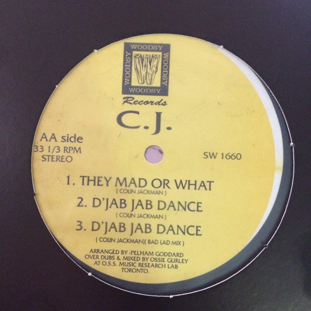 Image of C.J. - Jab Jab Dance