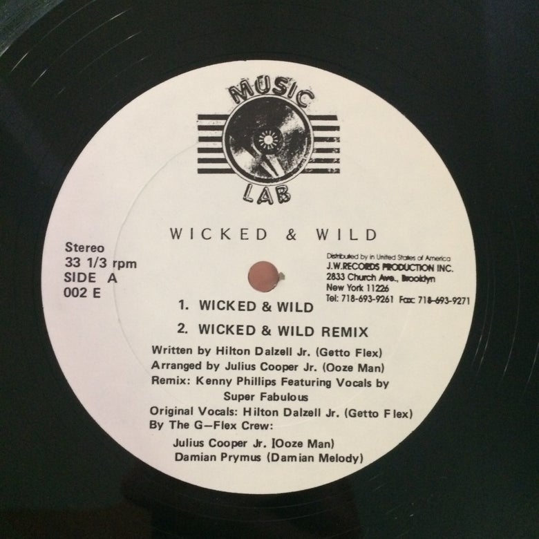Image of Wicked & Wild