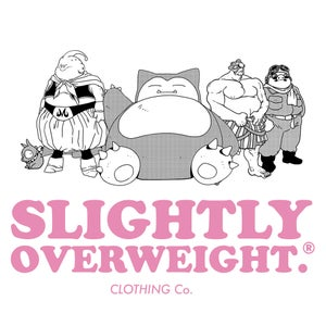 Image of Slightly Overweight Tee