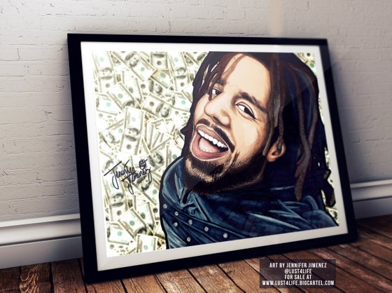 Image of J.Cole x ATM