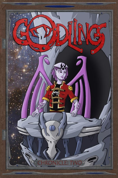Image of Godlings Issue 2