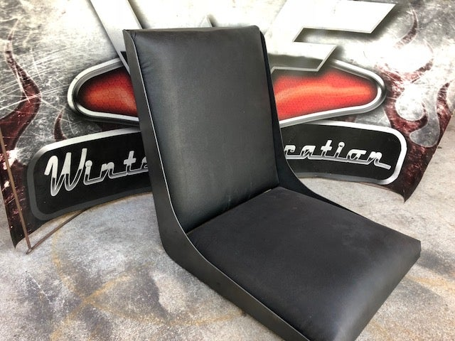 Image of DIY Low Profile Bomber Seat - FRAMES ONLY - One Pair -Bench Seat