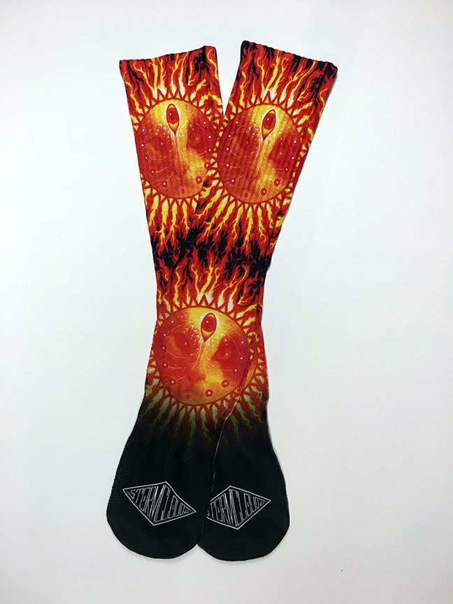 Image of Fire Catz Sublimated Socks