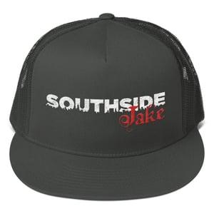 Image of Snapback Hat (mesh back)