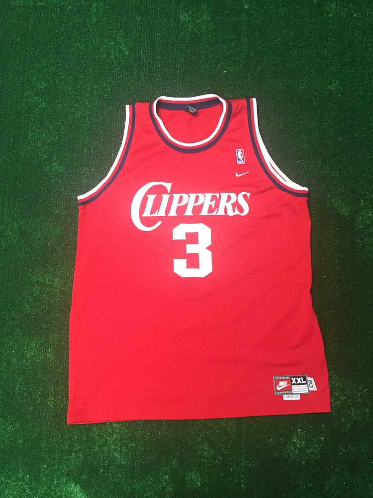 Image of Quentin Richardson Los Angeles Clippers Rewind Jersey (Size XXL)
