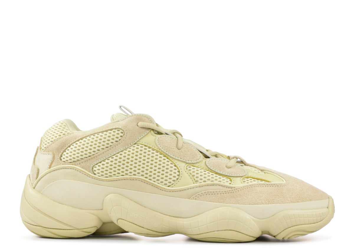 "Image of YEEZY 500 ""MOON YELLOW"""