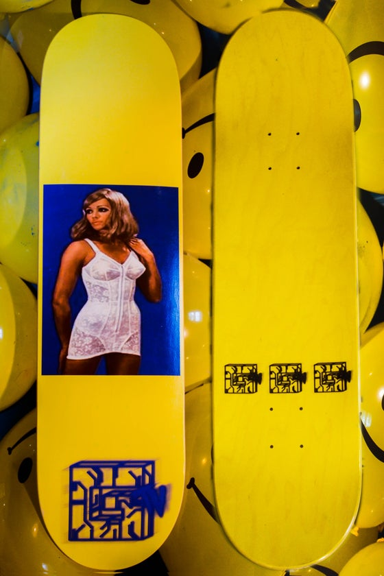 Image of PIN UP GIRL BOARD