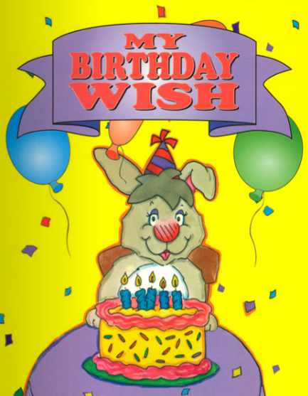 Image of My Birthday Wish