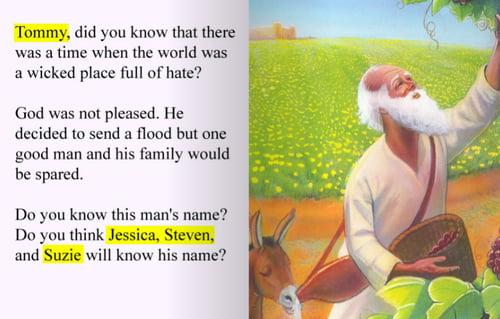 Image of Noah