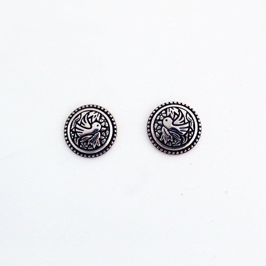 Image of Robin Stud Earrings