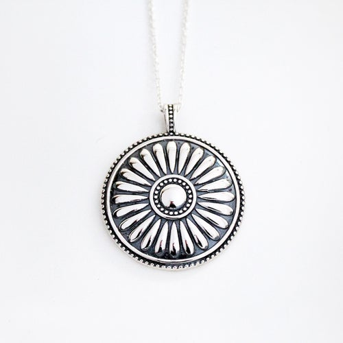 Image of Marissa Circle Necklace