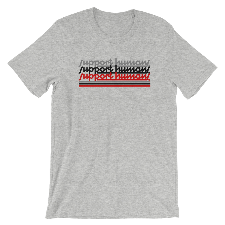 Image of Support Humans (Miami - Heather Grey)