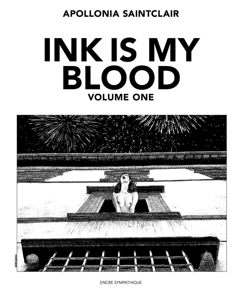 Image of INK IS MY BLOOD - VOLUME ONE