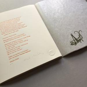 Image of Povero Pinocchio - Artist's Book