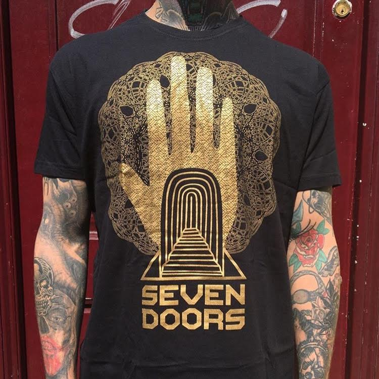 Image of SEVEN DOORS - TEE