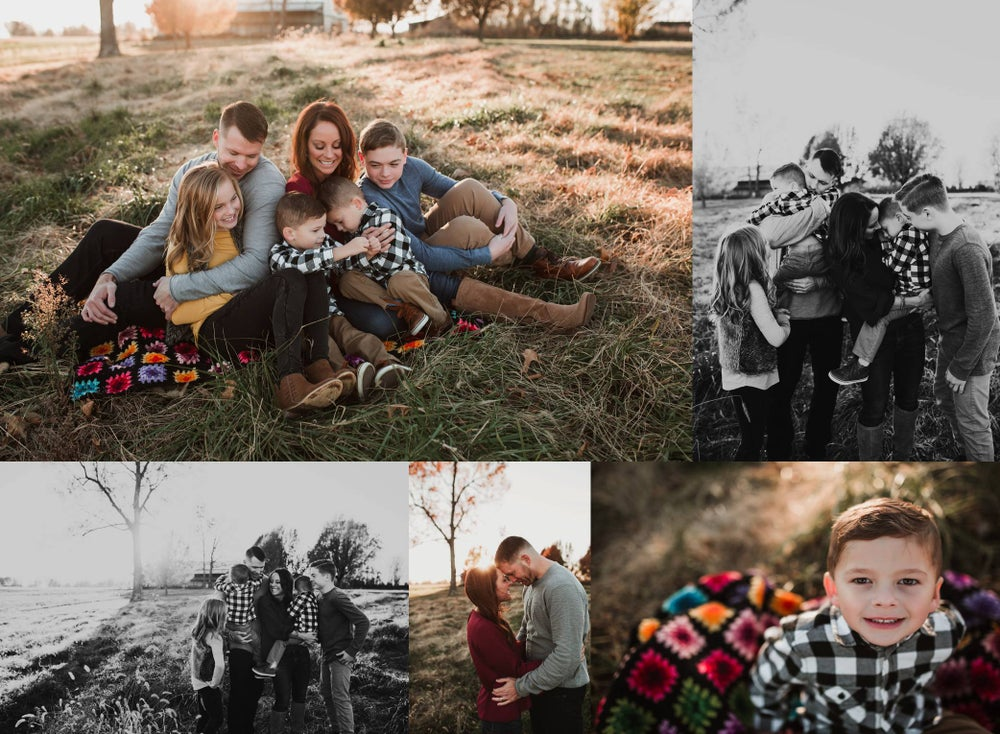Image of 2018 FALL MINI SESSION