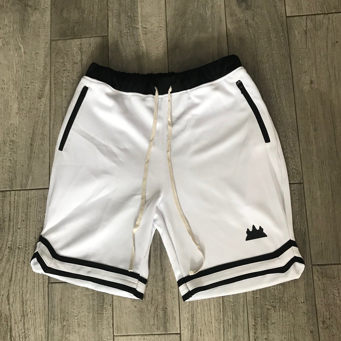 Premium Vintage Shorts Cambodia Basketball Rep 3L4Rj5A