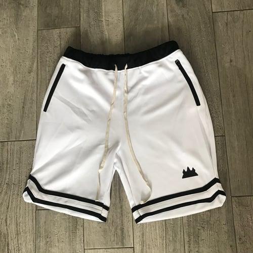 Image of Premium Vintage Basketball Shorts