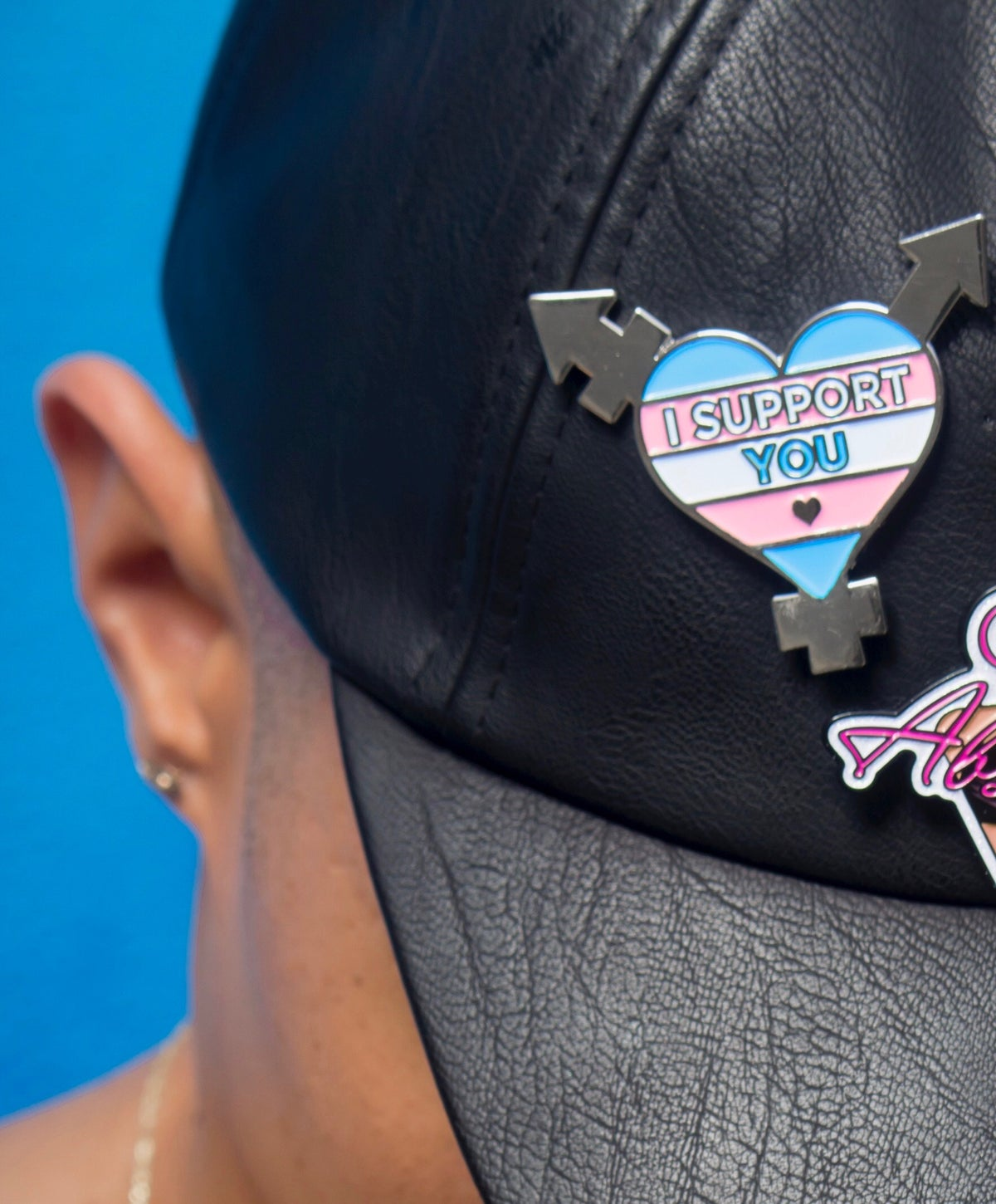 Image of I Support You Pin