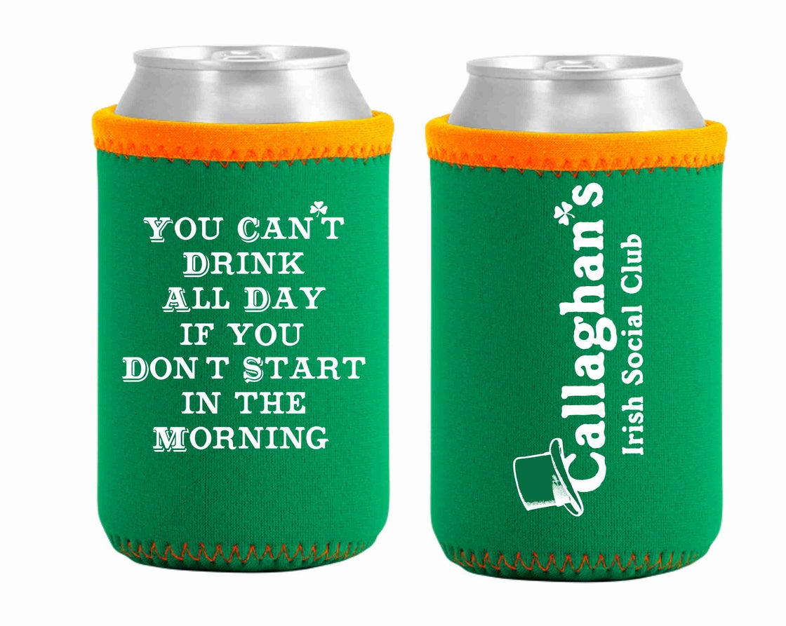 Image of Drink All Day Koozie