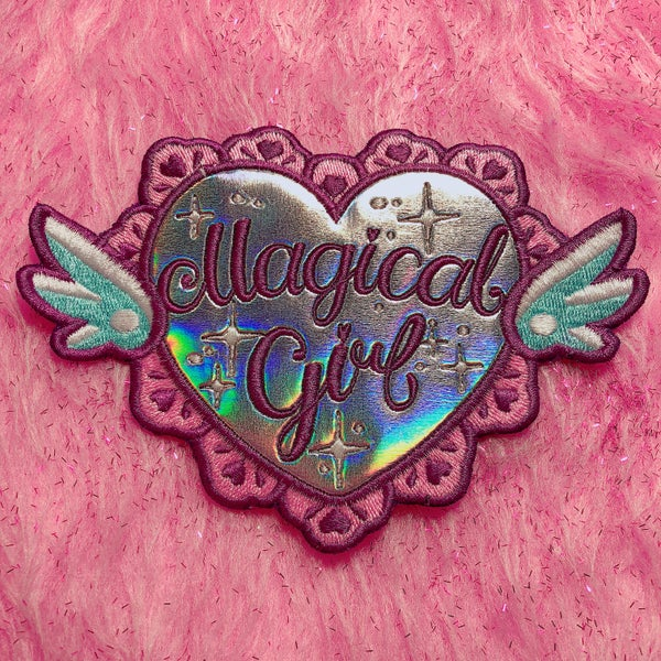 Image of MAGICAL GIRL 🍓 PATCH