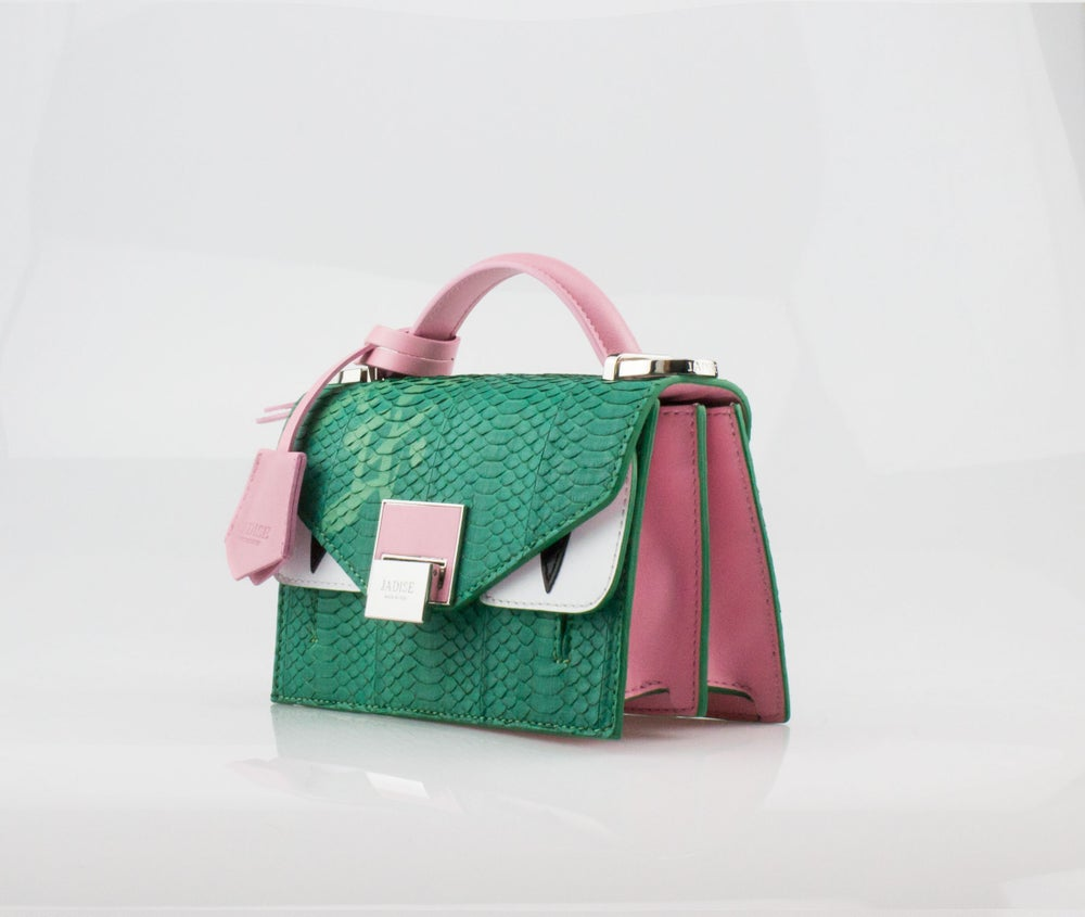 Image of SALE 30%  LILY LOVE IT Art. 081066-2 Pink / Green