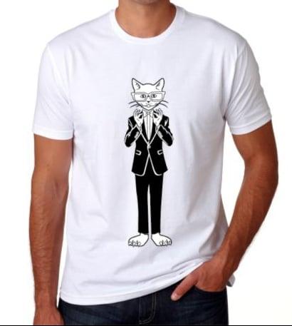 Image of Printed Prestige T-Shirt