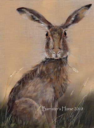 Image of HARRY HARE, FINE ART PRINTS