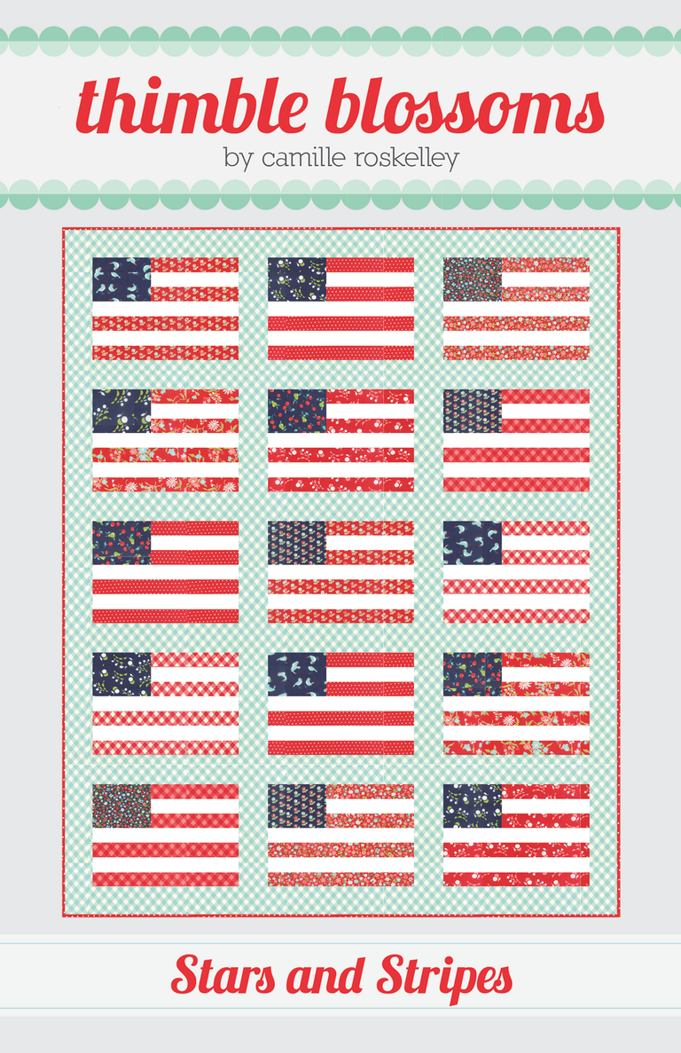 Image of Stars and Stripes PAPER pattern