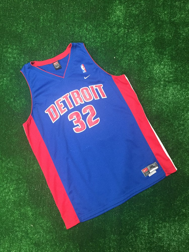 Image of Richard Hamilton Detroit Pistons Jersey (Size XL)