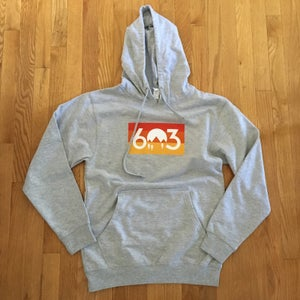 Image of 603 Sunset Logo Hoodie