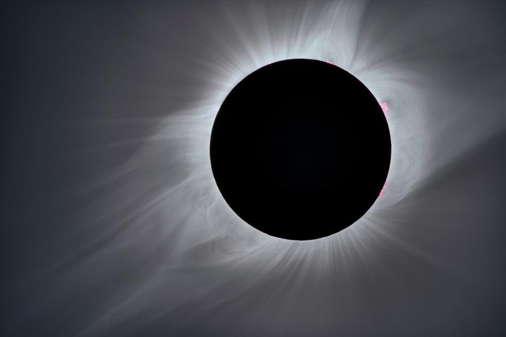 Image of Corona - Eclipse 2017 Totality