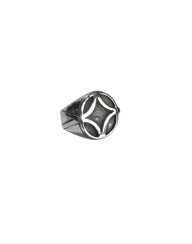 Image of Diamond Sissy Ring