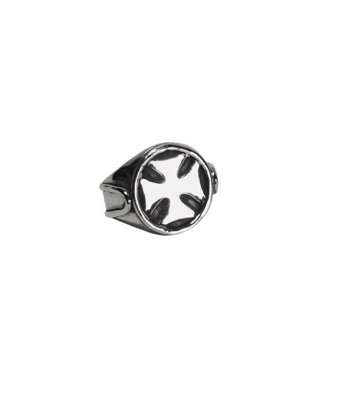 Image of Iron Cross Sissy Ring