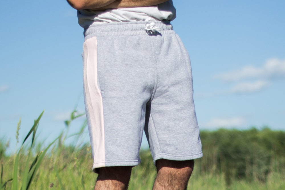 Image of Color Stripe Shorts