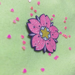 Image of SAKURA 🌸 ENAMEL PIN