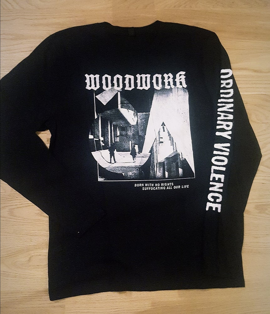 Image of ORDINARY VIOLENCE longsleeve
