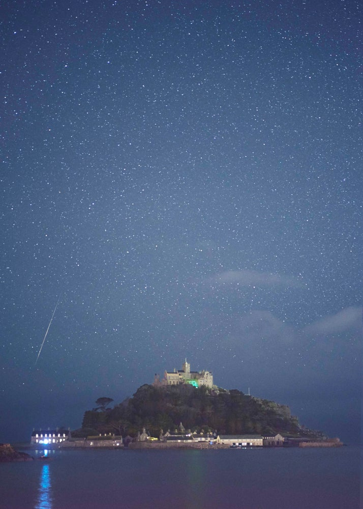 Image of St Michael's Mount Stars