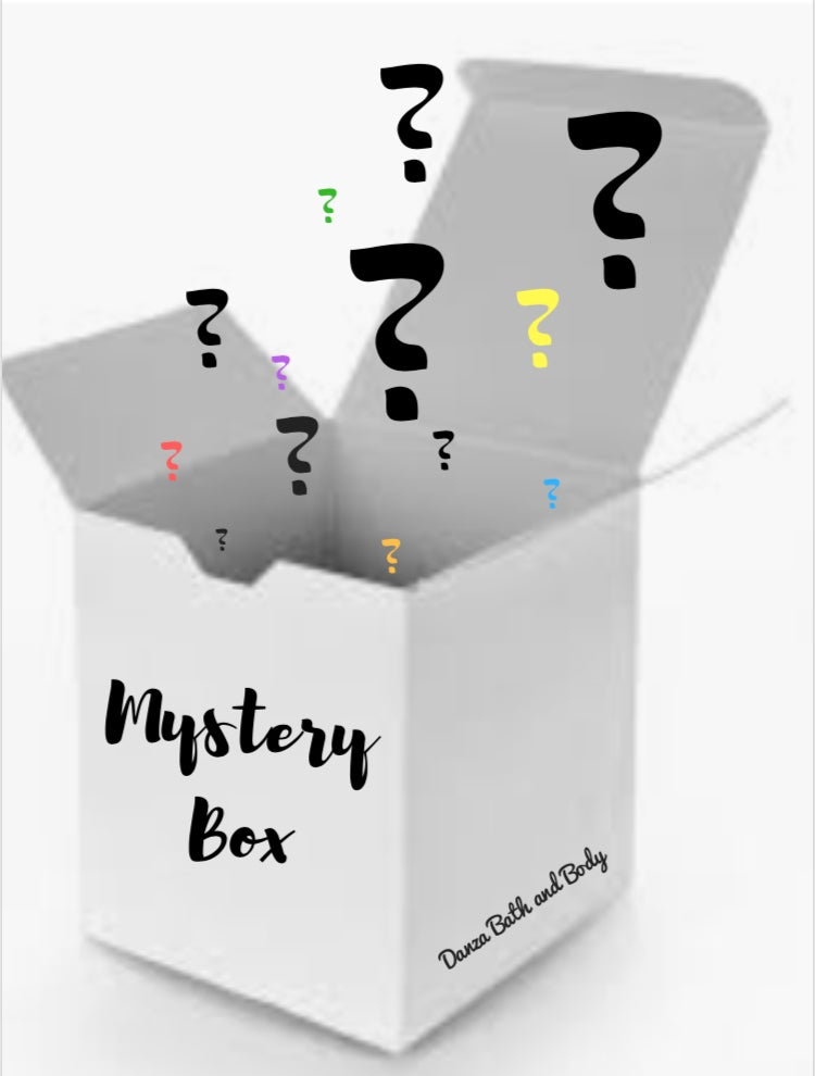 Mystery surprise boxes