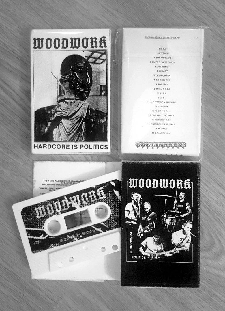 Image of Discography tour tape