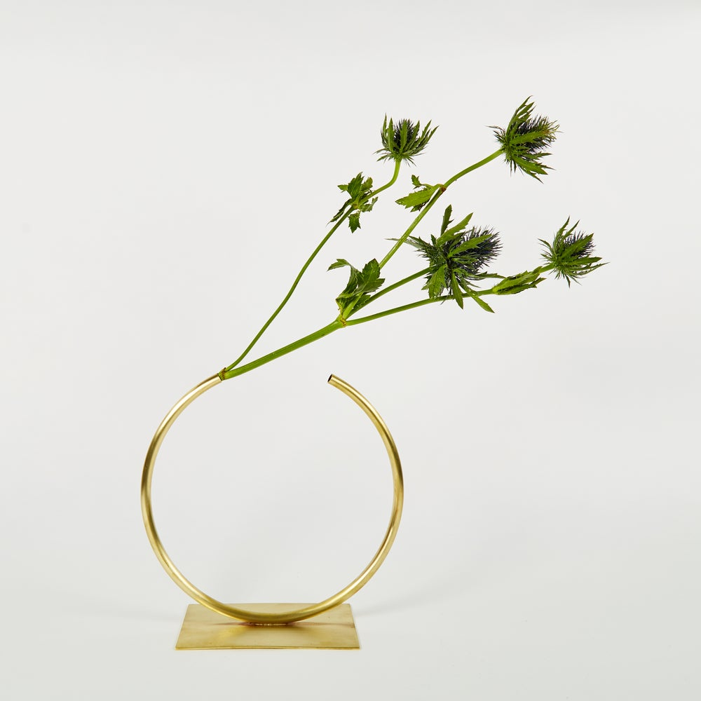 Image of Vase 601 - Almost a Circle Vase