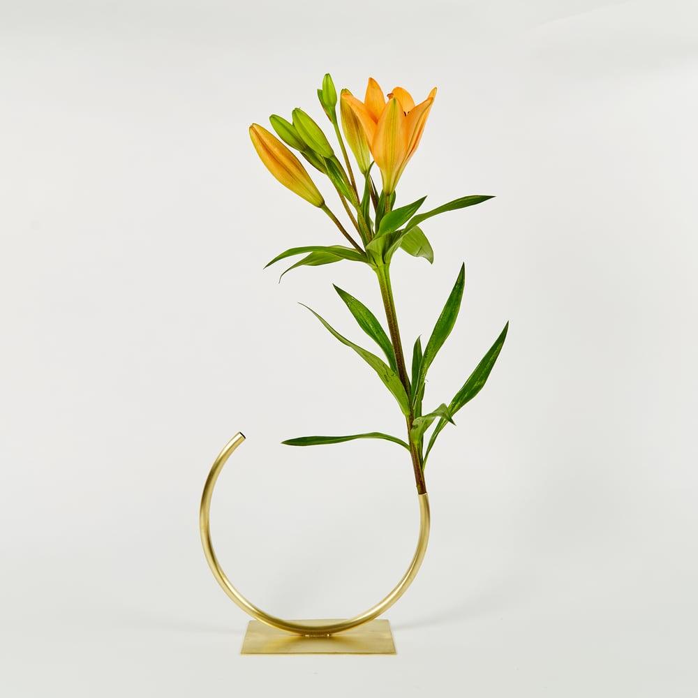 Image of Vase 602 - Edging Over Vase