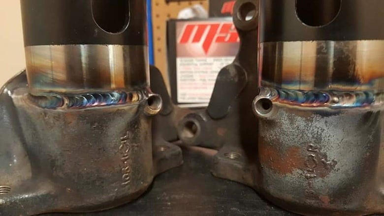 Image of Coilover welding service
