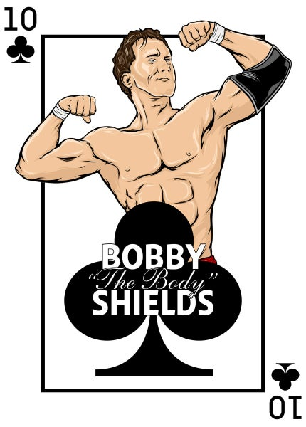 """Image of Bobby """"The Body"""" Shields House Of Cards Print"""