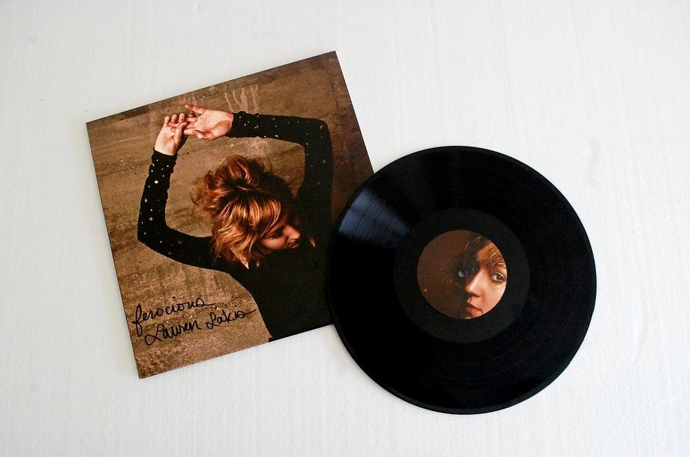 Image of Ferocious LP