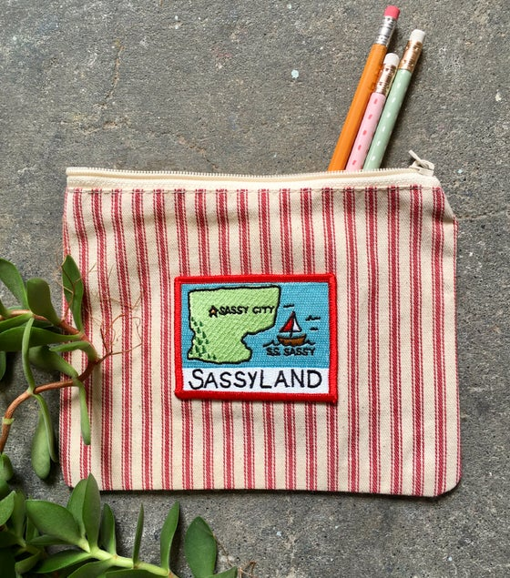 Image of Sassyland Pouch