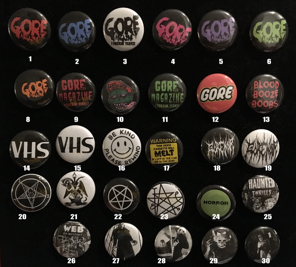 Image of BUTTONS!!!