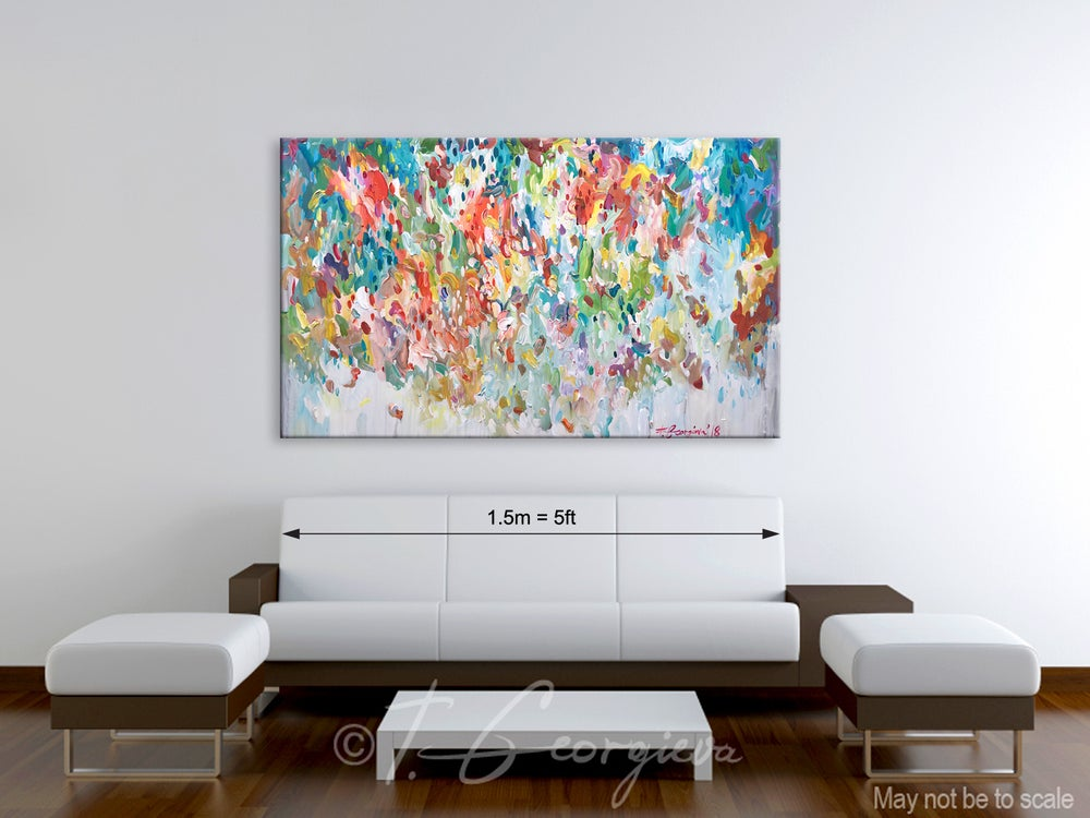 Image of May - 152x90cm