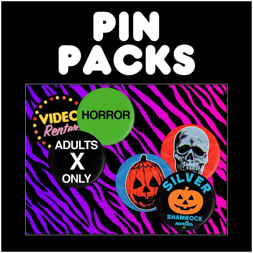 Image of Pin Packs!