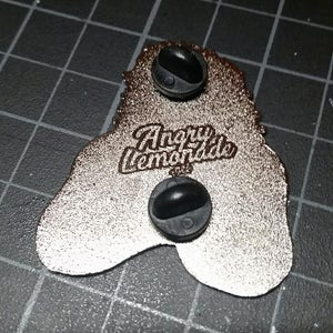 """Image of The Bruiser Pin - 2"""" Hard Enamel Pin"""